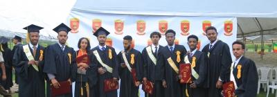 St. Mary's Hosts Graduation Ceremony