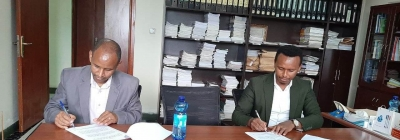 SMU Signs MoU with Addis Ababa Tegbare-Id Polytechnic College