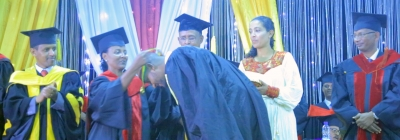 Graduation Ceremony Held