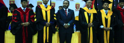 Graduation Ceremony Held