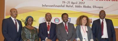 High-level Leadership Symposium for Ethiopian University Leaders